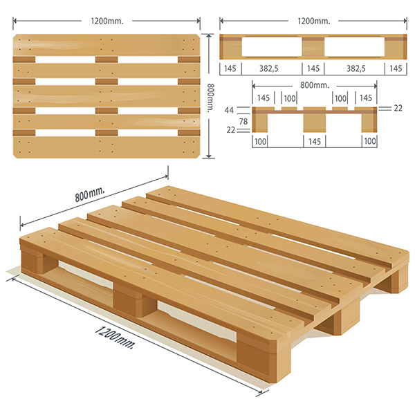 europaletten nls paletten. Black Bedroom Furniture Sets. Home Design Ideas